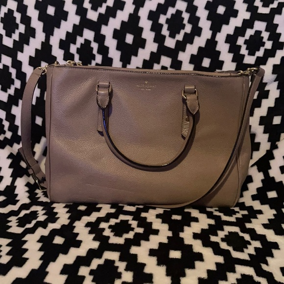 Kate Spade Mulberry Street Leighann Leather Tote